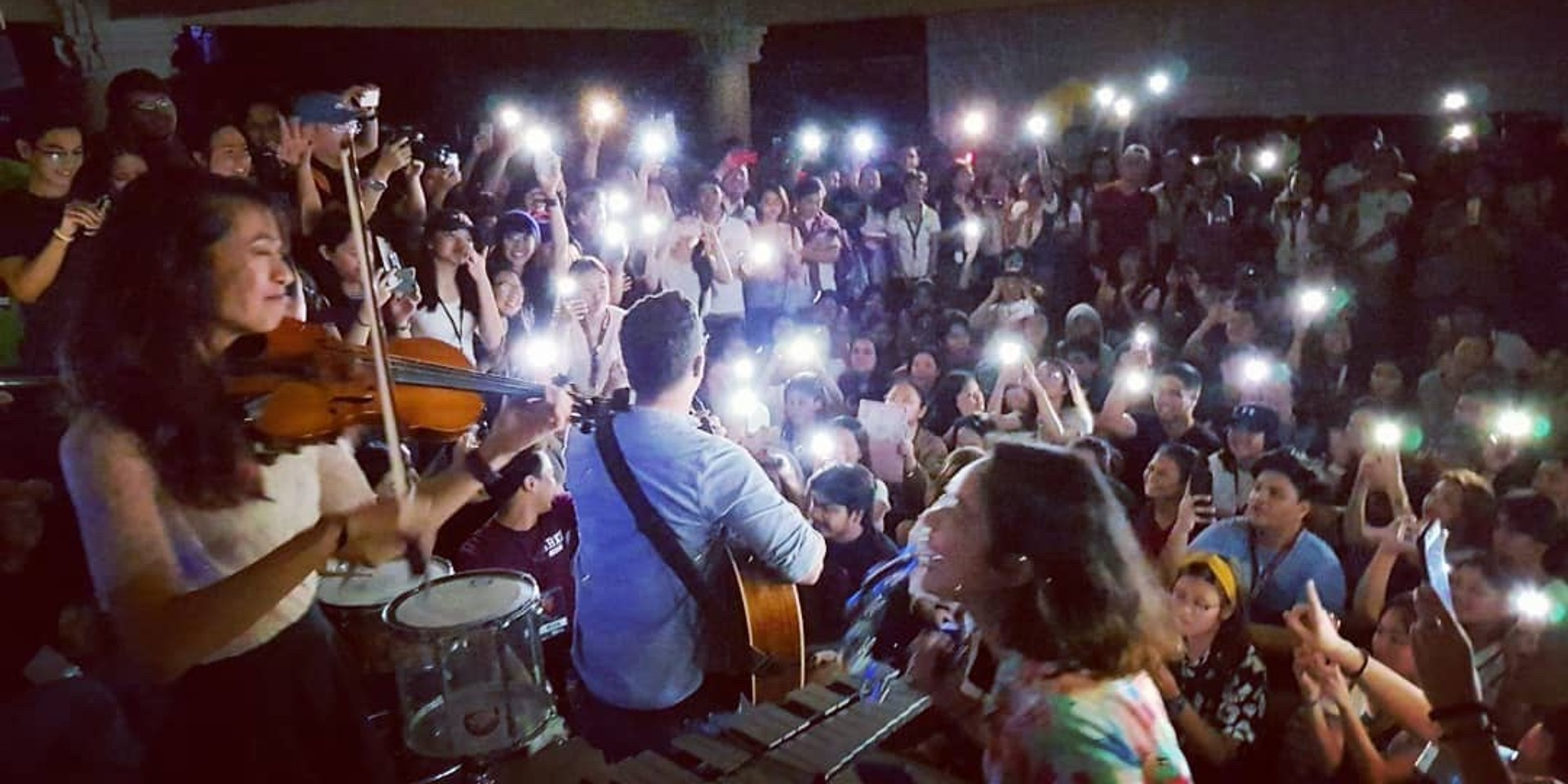 Watch The Ransom Collective perform an intimate concert for university students