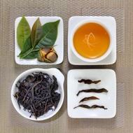 Yuchi Wild Mountain Black, Lot 864 from Taiwan Tea Crafts