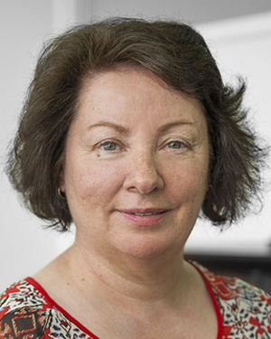 Joanne Barlow Portrait Staff Photo
