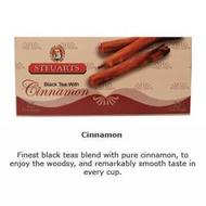 Black Tea with Cinnamon from George Steuarts