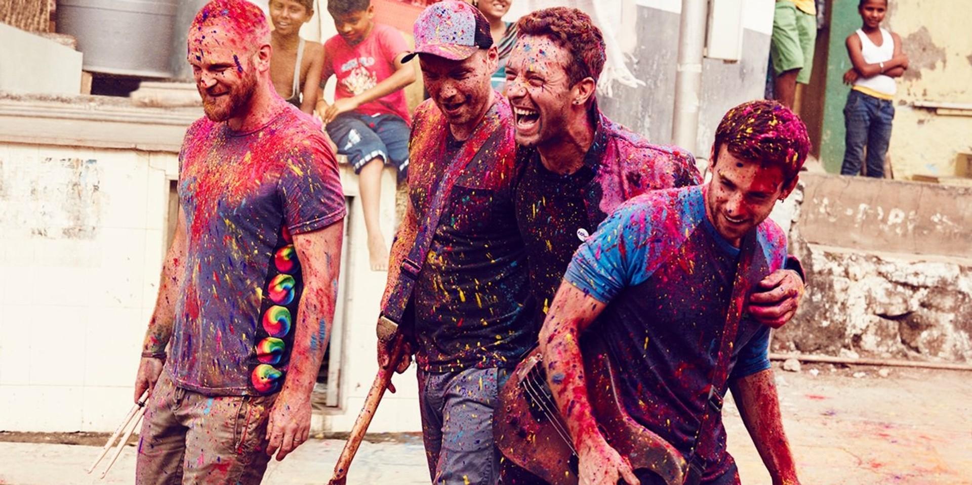 Set your Clocks! Coldplay is finally coming to Manila... via Globe livestream