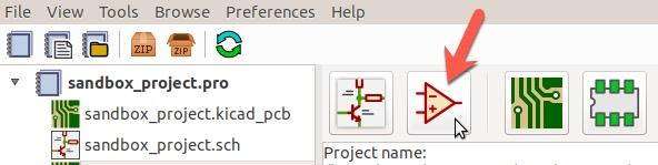 Figure 4: Start the Symbol Editor