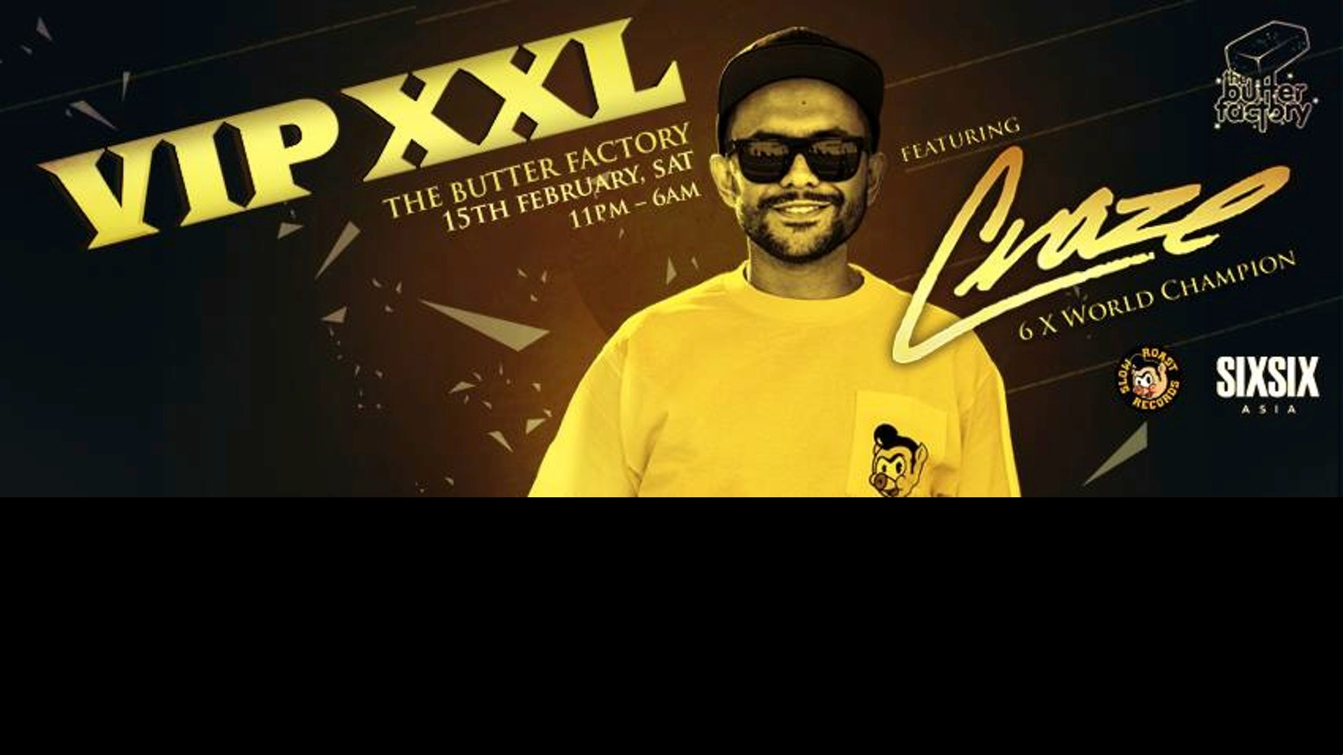 VIP XXL ft. DJ Craze