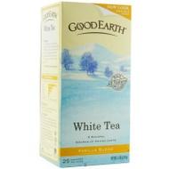 White Tea - Vanilla Blend from Good Earth Teas