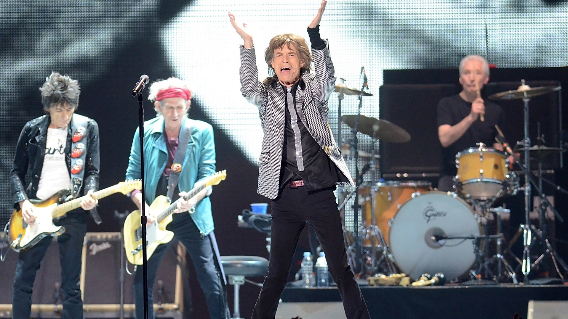 The Rolling Stones Live In Singapore