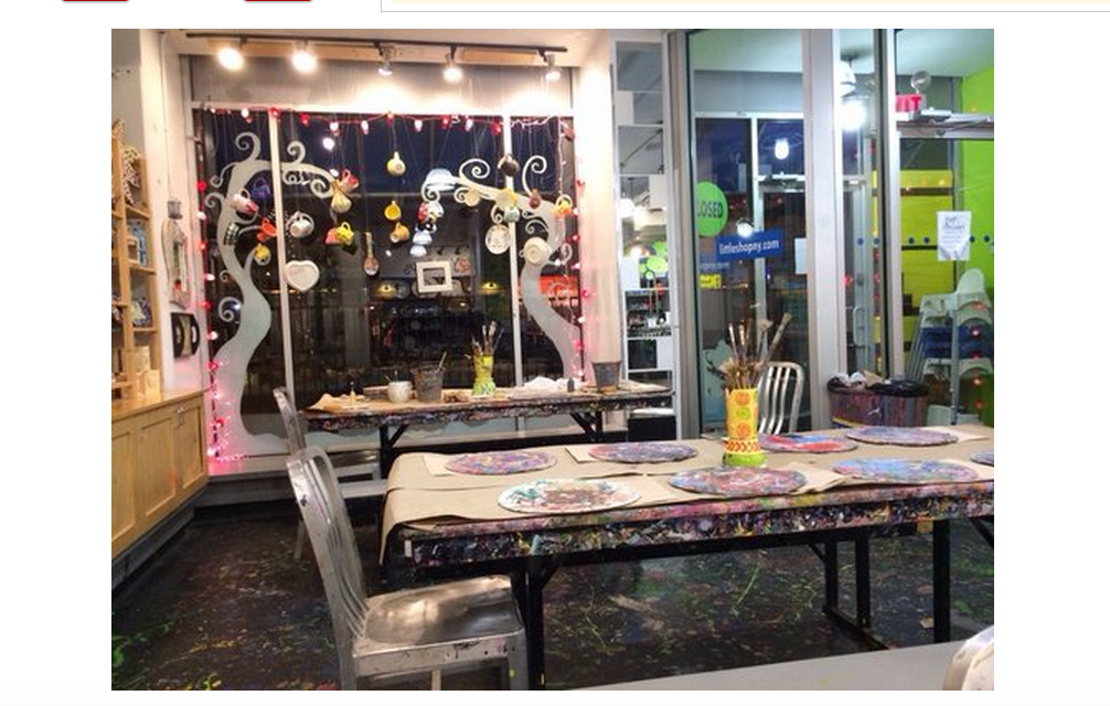 Craft Room Party Room Venue For Rent In New York