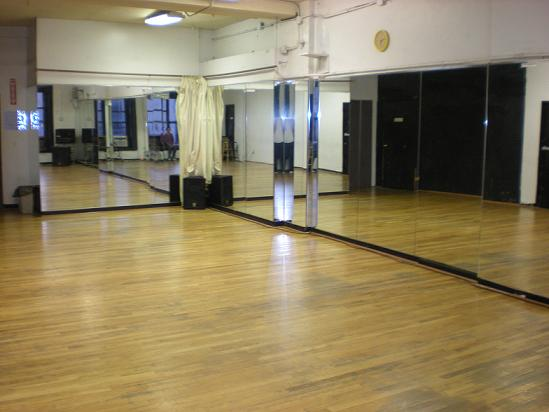 Studio A | Dance Studio Venue for Rent in New York City
