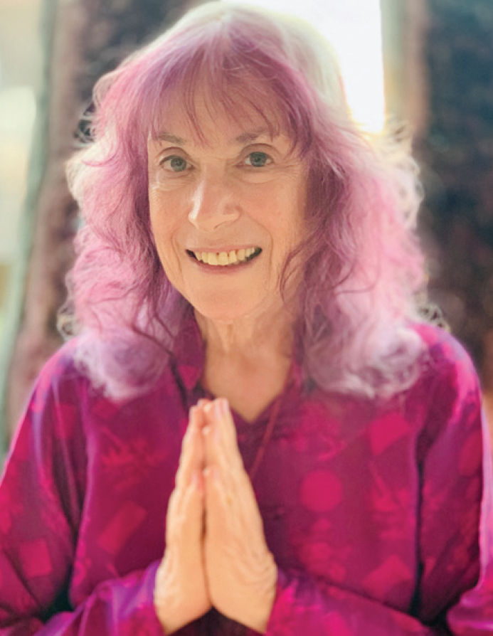 Nischala Joy Devi in Namaste
