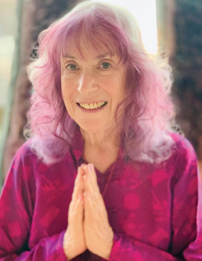 Nischala Joy Devi in Namaste