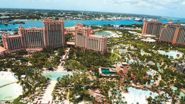 Atlantis Experience: Nassau, Bahamas