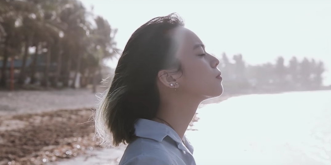 "WATCH: Reese Lansangan teams up with Tripkada and Explore Philippines for ""St. Petersburg"" music video"