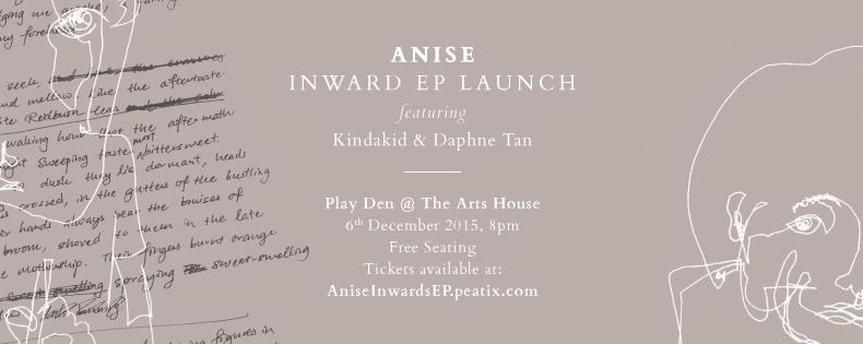 Anise Inward EP Launch