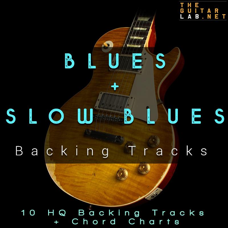 Classic Blues & Slow Blues Guitar Backing Tracks