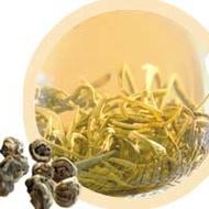Jasmine Pearls (Gold Medal Winner) from Numi Organic Tea