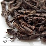 Golden Pu-Erh from Tea Sante
