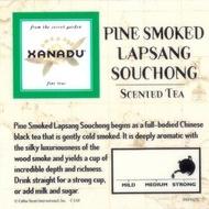 Pine Smoked Lapsang Souchong from Xanadu Fine Teas