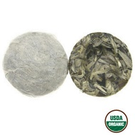 Ancient Sheng Pu-erh Saiqing Ya Tuo Cha, Vintage 2005, Organic & Fair Trade Pu-erh Tea from Rishi Tea