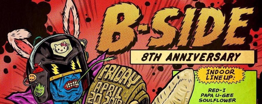 B-Side 8th Anniversary