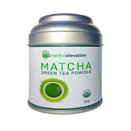 Matcha Green Tea Powder from Herbal Elevation