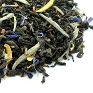 Wild Raspberry Pu-erh from The Whistling Kettle