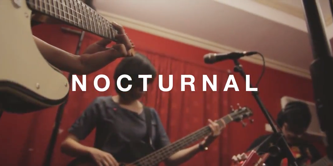 WATCH: Fools and Foes perform 'Nocturnal' live at the Red Room