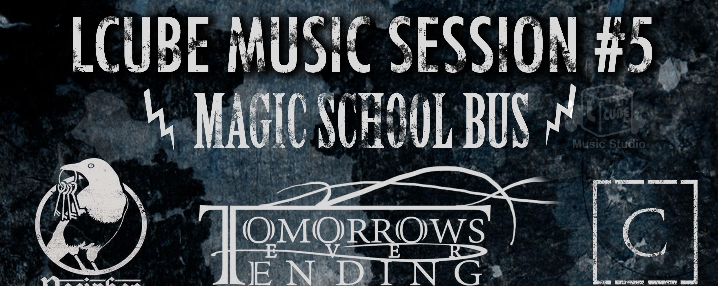 Lcube Music Session #5 Magic School Bus