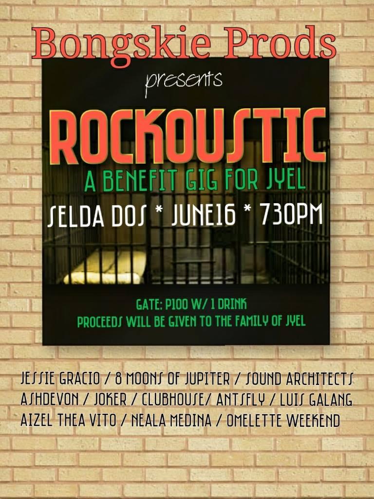 Rockoustic: A Benefit Gig for Jyel