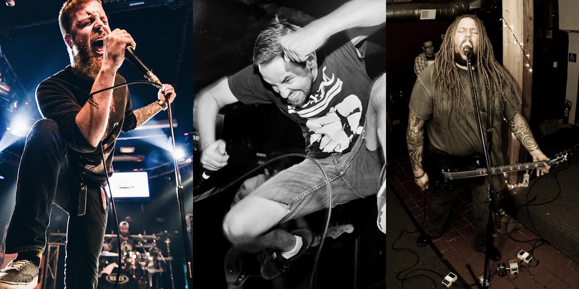 Protest the Hero, Weekend Nachos and Primitive Man to invade Singapore in April