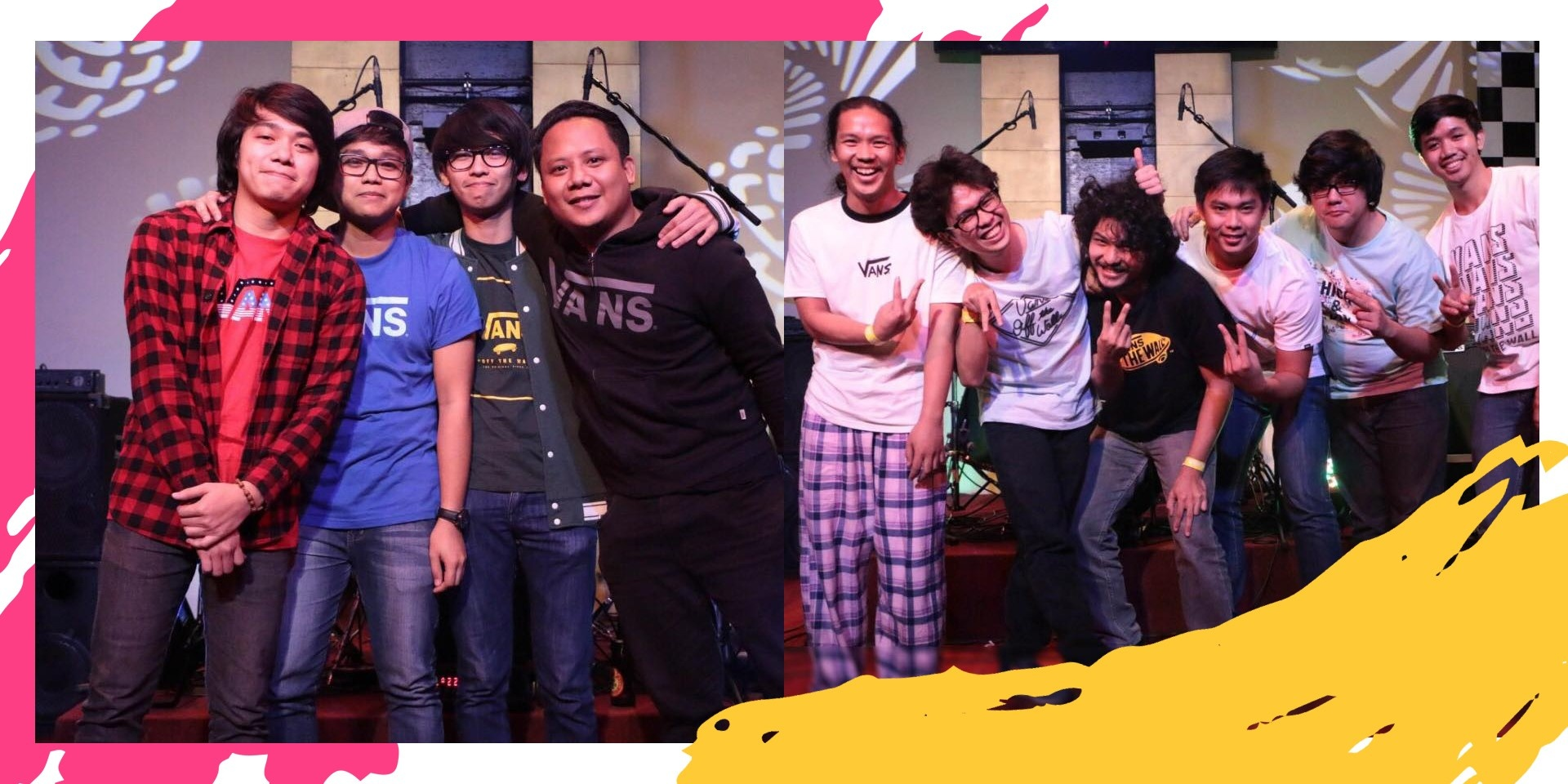 Vans Philippines announces Top 5 finalists of Musicians Wanted