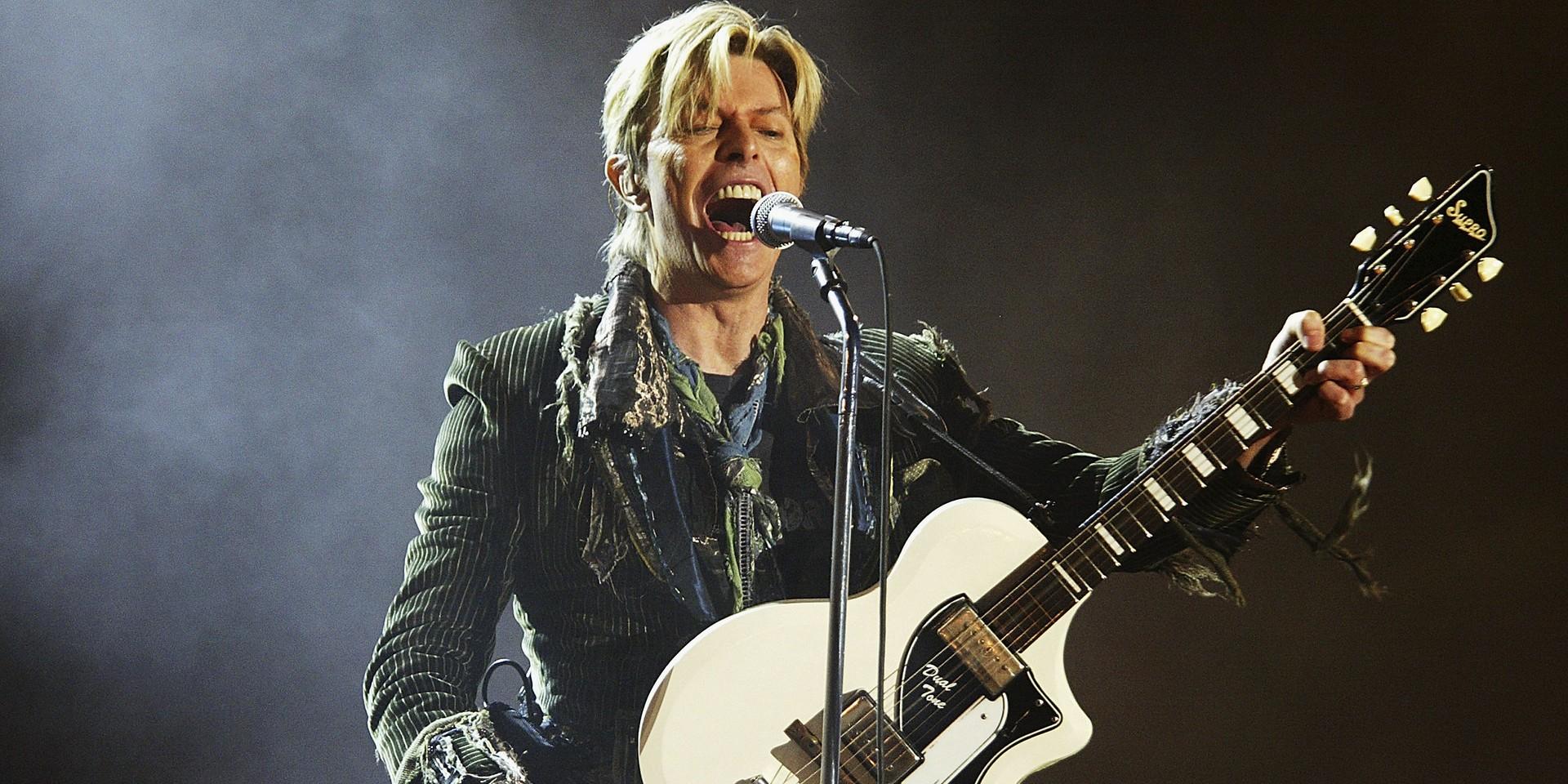 BREAKING: David Bowie has passed away