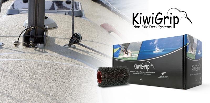 KiwiGrip non-skid coating