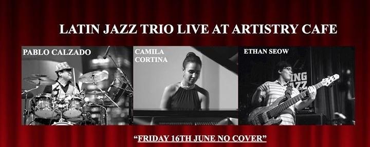 Latin Jazz Trio: Live at Artistry