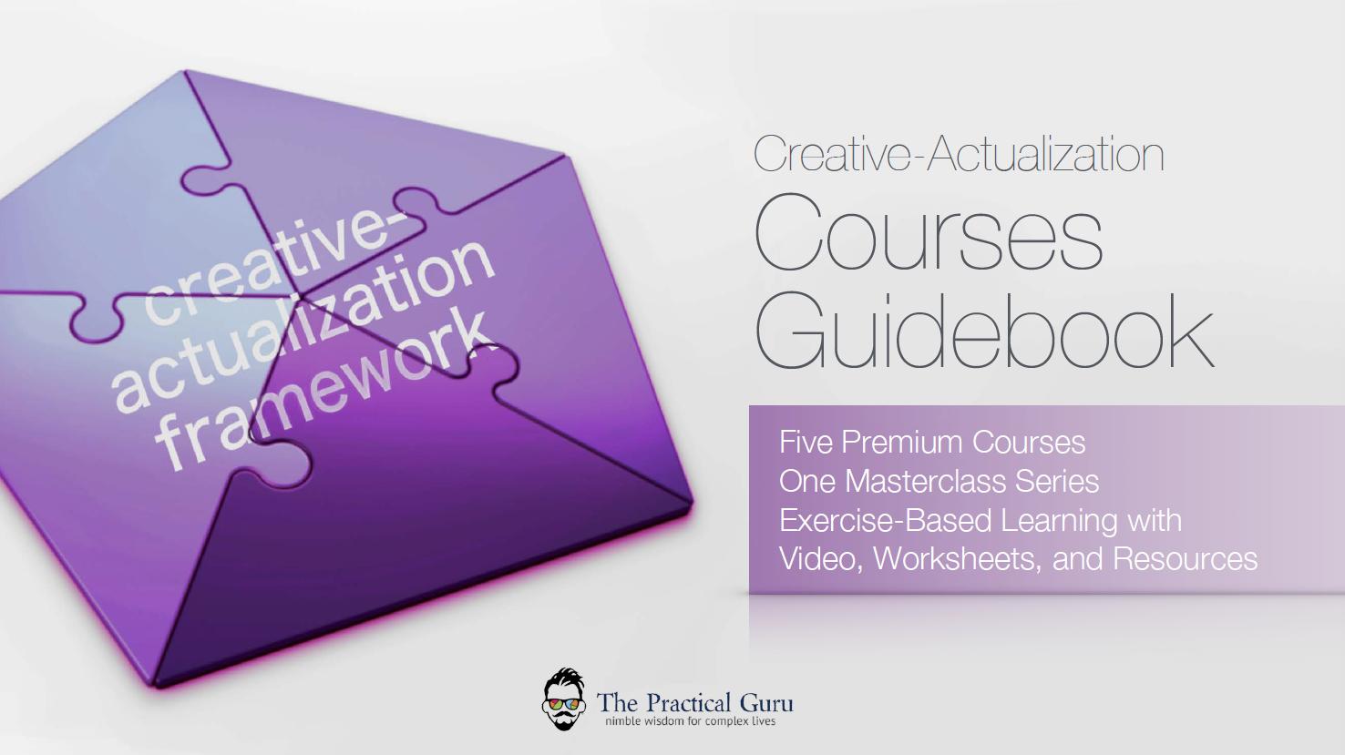 Creative-Actualization-Framework