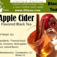 Apple Cider Black Tea from 52teas