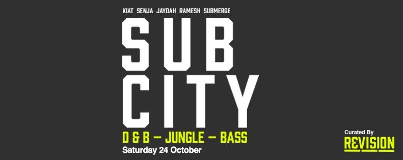 SUB CITY [D&B-JUNGLE-BASS]
