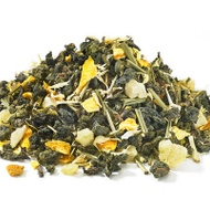 Lemon Green Oolong from CitizenTea