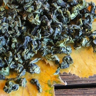 Hand Picked Autumn Tieguanyin (2014) from Verdant Tea