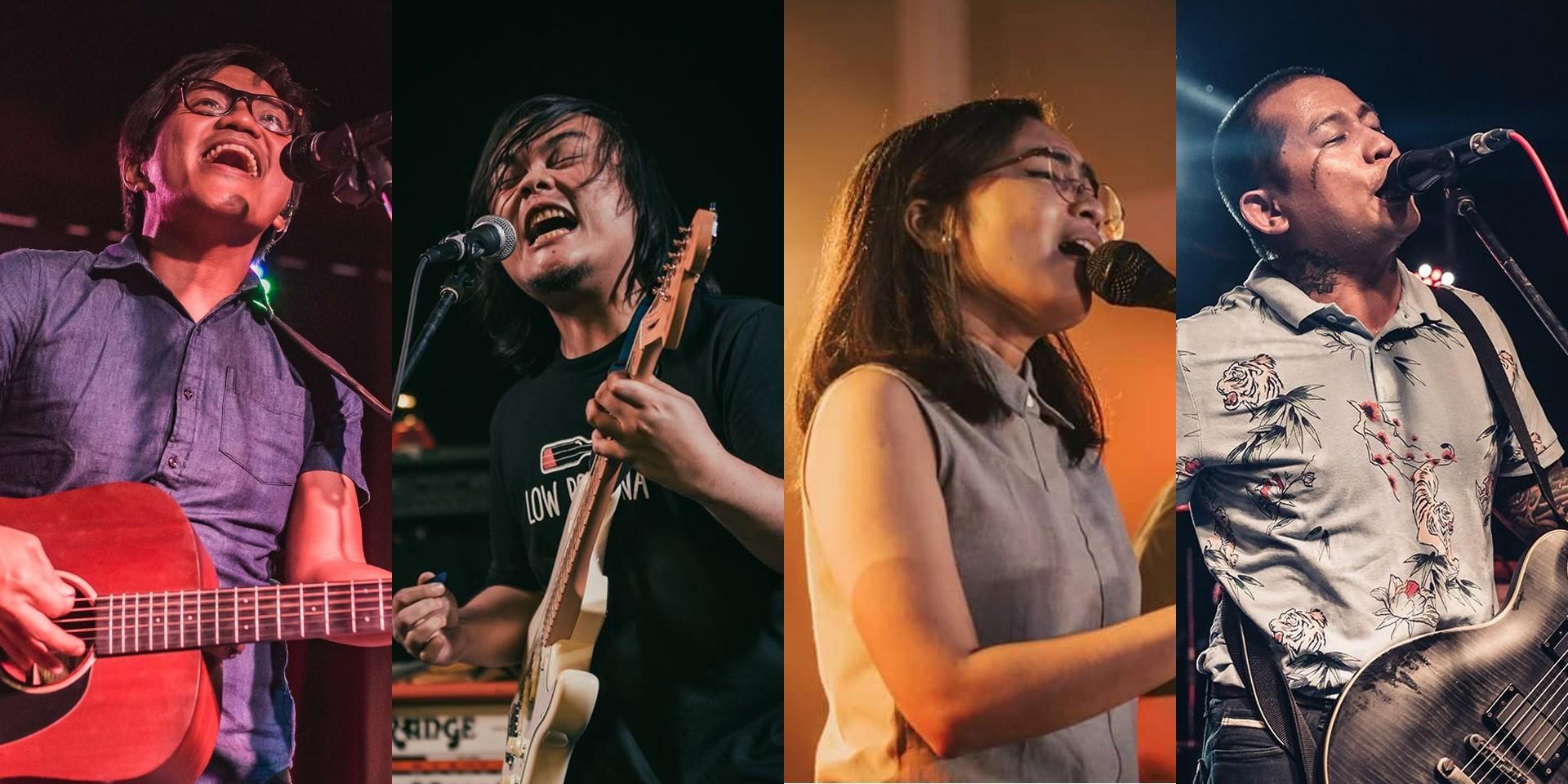 Ebe Dancel, Autotelic, Ang Bandang Shirley, Urbandub to celebrate 120 years of Saucony