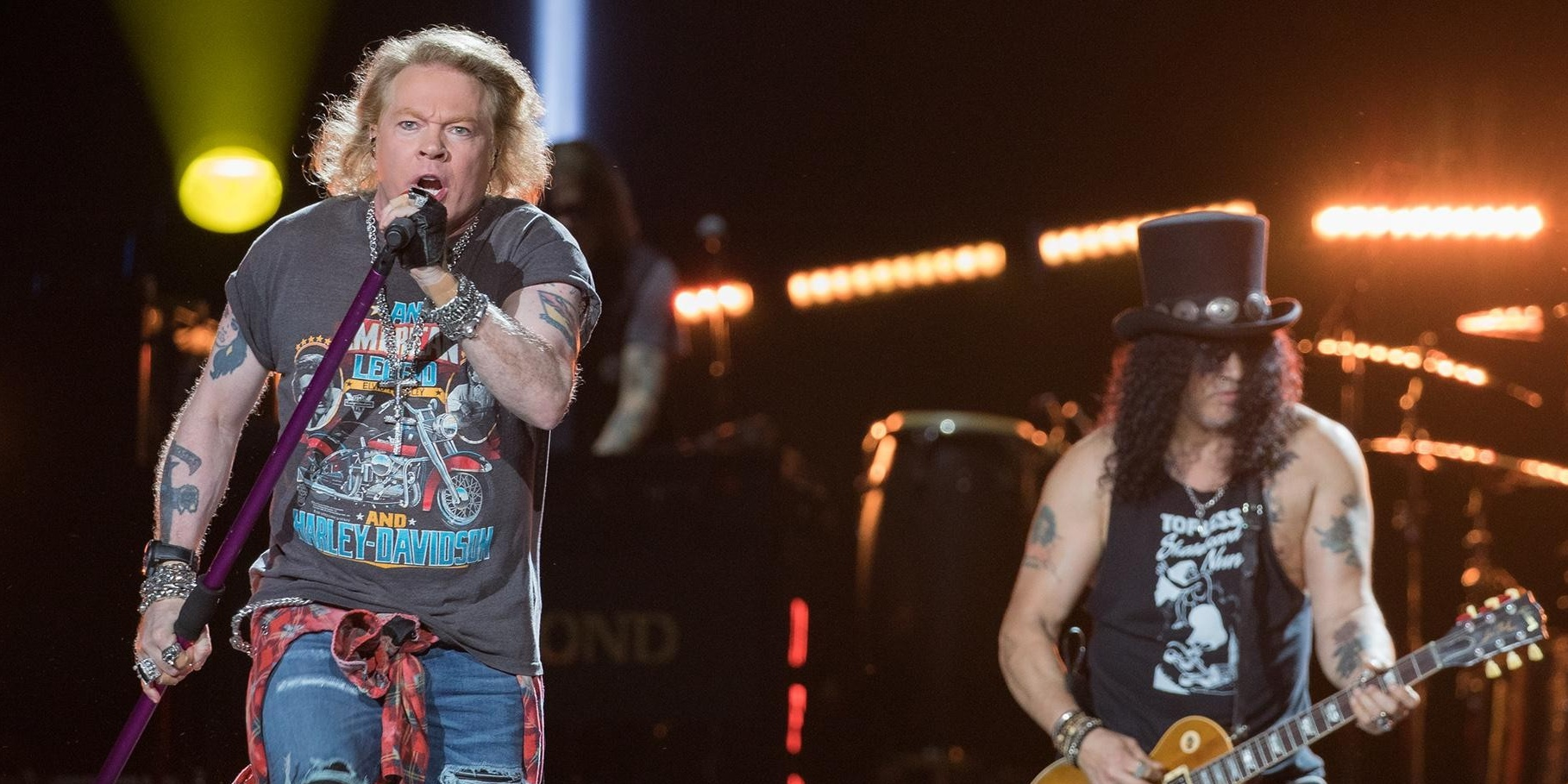 Guns N' Roses to perform in the Philippines this November