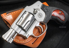 Smith & Wesson 642 Performance Center Revolver .38 Special 1.875in 5 Rounds Stainless TALO Aluminum Frame with Wood