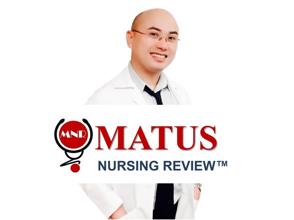 Alan John Matus MSN, RN, CNE