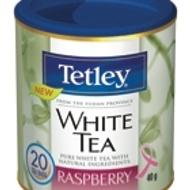 White Tea with Raspberry from Tetley