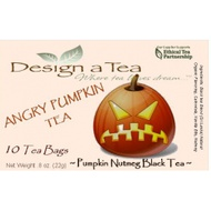 Angry Pumpkin Tea from Design a Tea