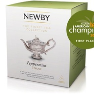Peppermint from Newby Tea