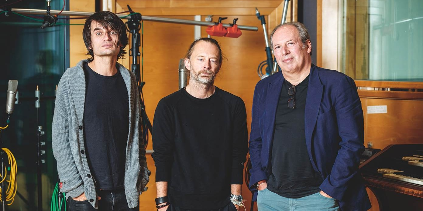 "Hans Zimmer on Radiohead collaboration: It was ""a little bit daunting for me"""