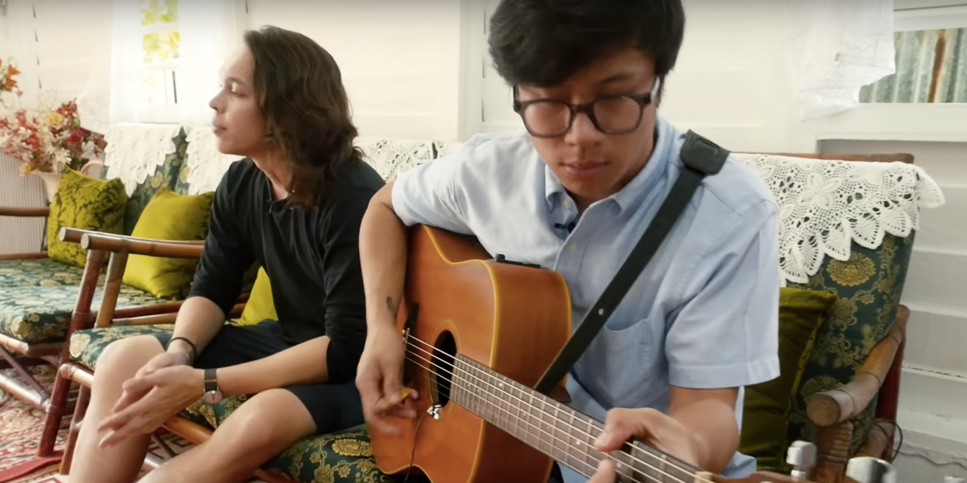 WATCH: Stopgap performs 'Mind Made Up' in Singapore's last surviving kampong village for Bandwagon Sessions