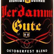 Oktoberfest Blend from Andrews & Dunham Damn Fine Tea