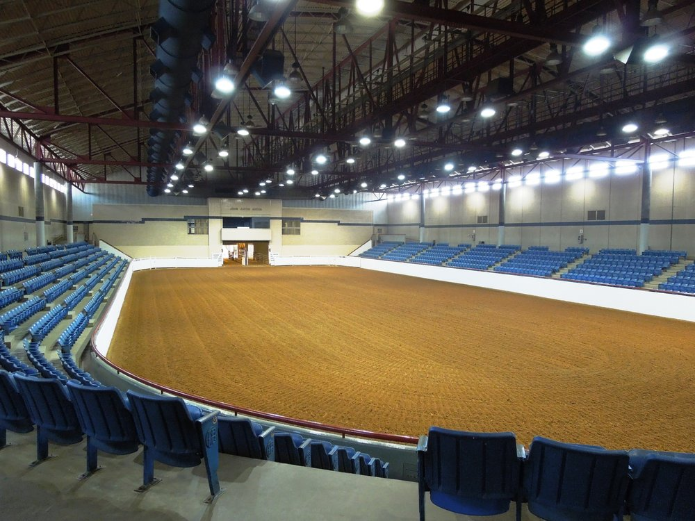 John Justin Arena Arena Venue For Rent In Fort Worth