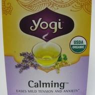 Calming from Yogi Tea