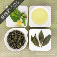 Dayuling High Mountain Spring Oolong Tea, Lot 523 from Taiwan Tea Crafts